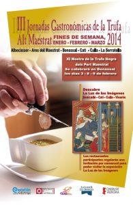 III Jornadas Gastronómicas de la Trufa 2014