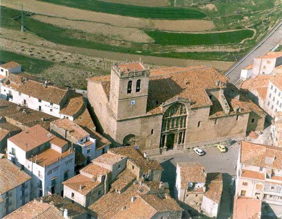 Vistabella_del_Maestrazgo.Iglesia