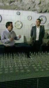 Carlos y David