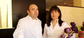 Miguel y Angela