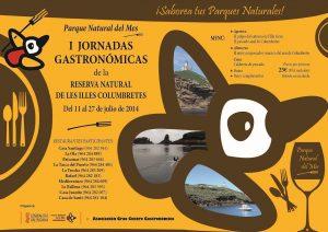 jornadas gastronomicas columbretes 2014