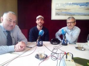 Lino, Hugo y Pascual