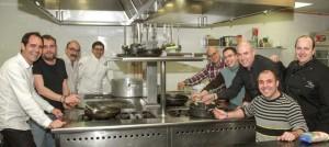 8 chefs