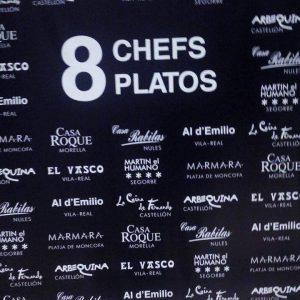 8 Chefs cartel