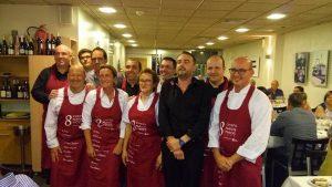 8 Chefs moncofar