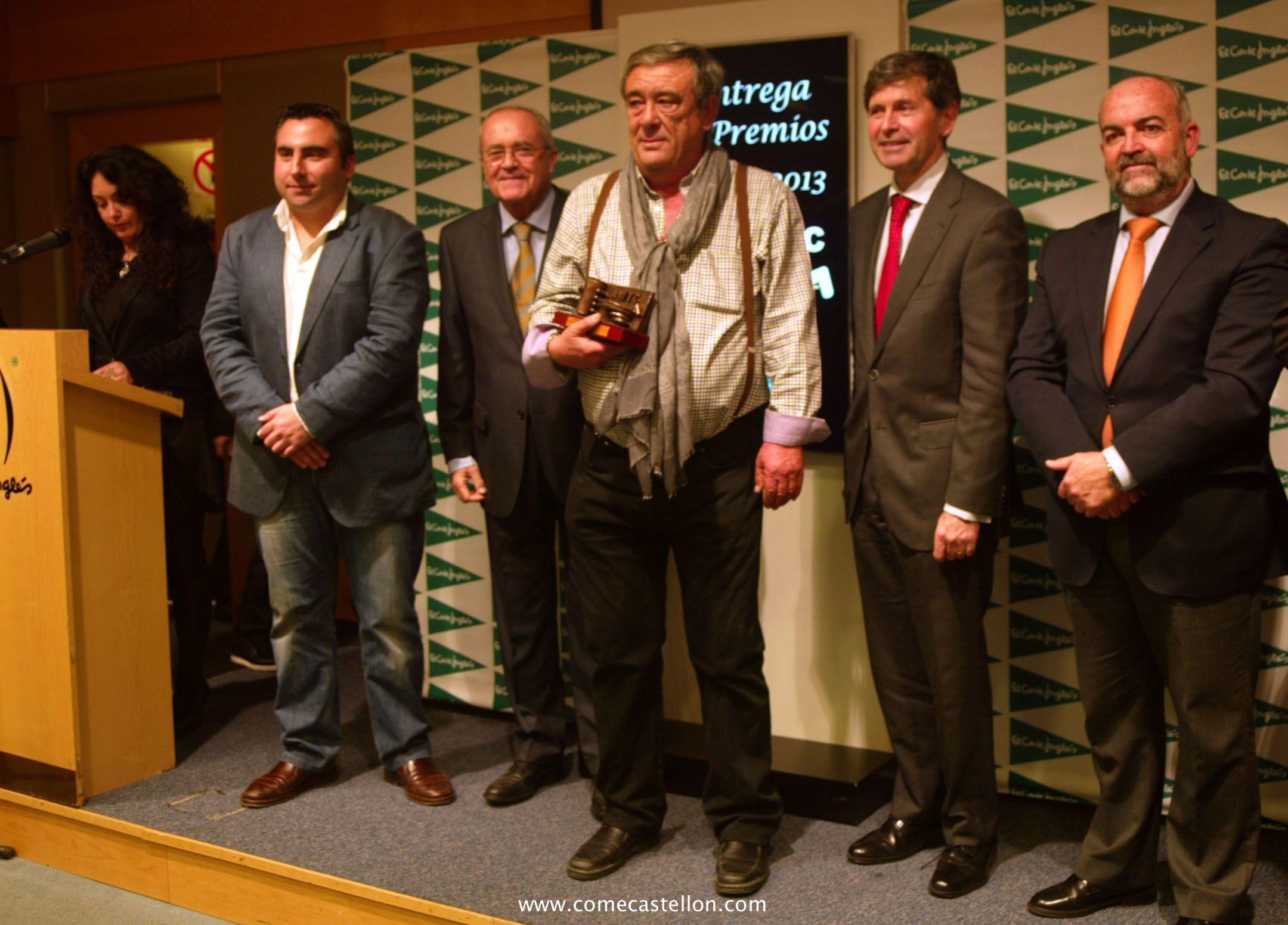 Premios 2013 AMTC castellon