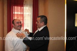 Miguel y Raul