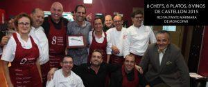 8 Chefs Moncofa
