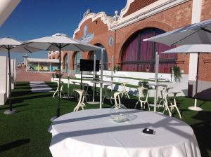 Opal terraza