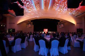 Sala Opal interior