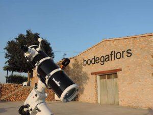 Bodega Flors telescopio